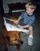 Jasper and friend