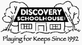 Discovery Schoolhouse logo